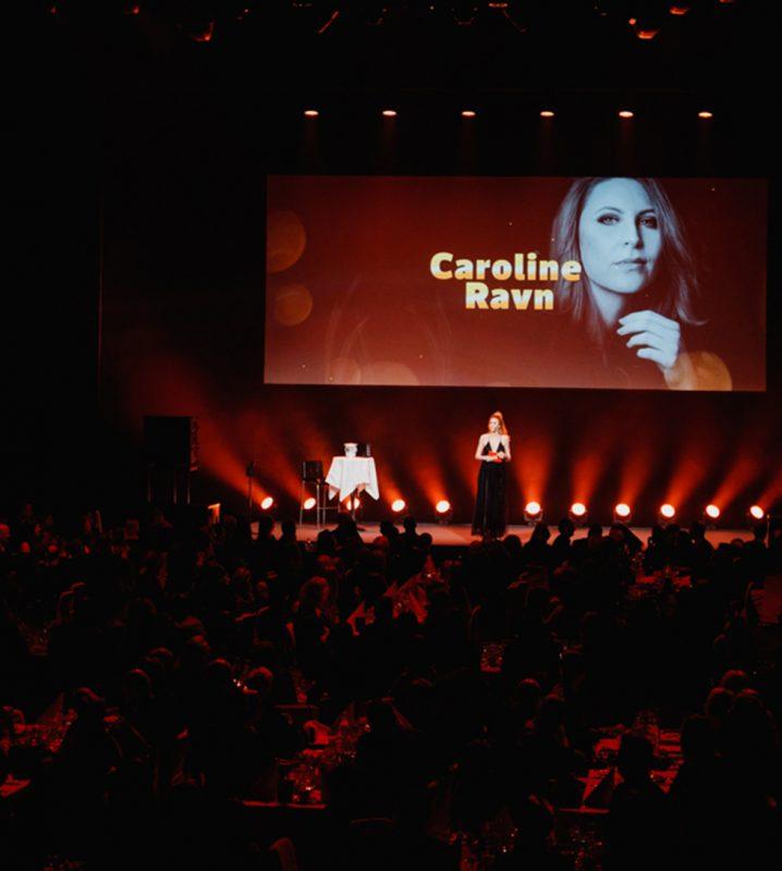 Caroline Ravn trollkarl Stockholm